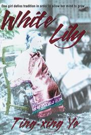 Cover of: White Lily