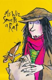 Cover of: Ms. Wiz Smells a Rat (Ms Wiz) | Terence Blacker