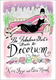 Cover of: The Fabulous Girl's Guide to Decorum