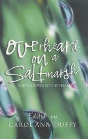 Cover of: Overheard on a Saltmarsh
