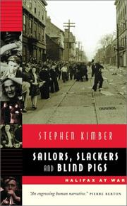 Cover of: Sailors, slackers, and blind pigs