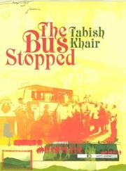 Cover of: The bus stopped