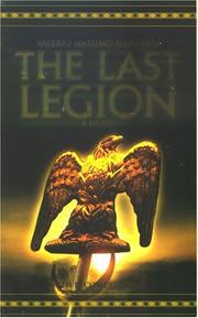 Cover of: The Last Legion: a novel