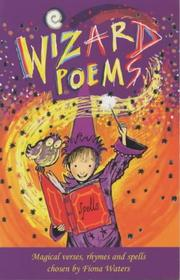 Cover of: Wizard Poems