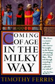 Cover of: Coming of age in the Milky Way