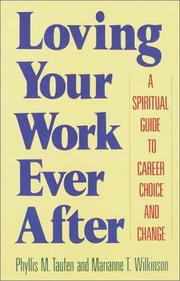 Cover of: Loving Your Work Ever After