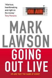 Cover of: Going Out Live