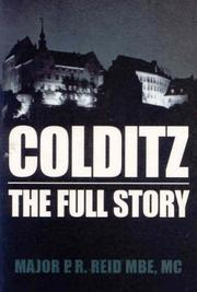 Colditz by P. R. Reid