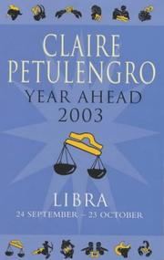 Cover of: Claire Petulengro