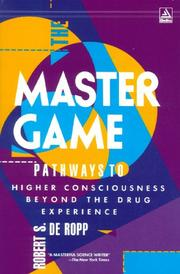 Cover of: Master Game