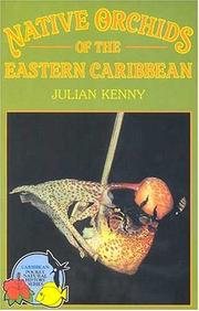 Cover of: Native orchids of the Eastern Caribbean