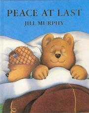 Cover of: Peace at Last