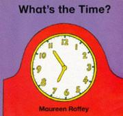 Cover of: What's the Time?