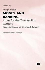 Cover of: Money and Banking