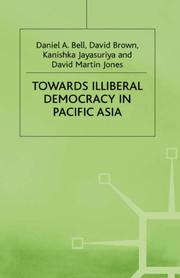 Cover of: Towards Illiberal Democracy in Pacific Asia (St Antony's)