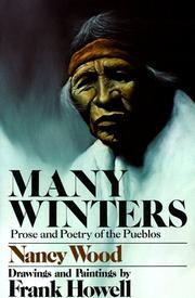 Cover of: Many Winters