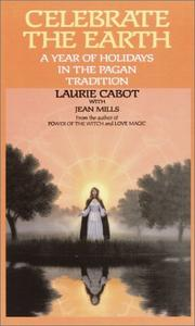 Cover of: Celebrate the earth | Laurie Cabot