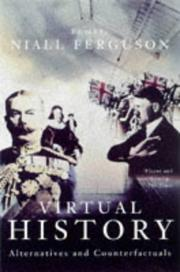 Cover of: Virtual History