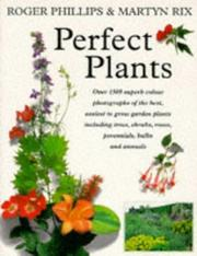 Cover of: Perfect plants