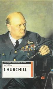 Cover of: Churchill (British History in Perspective) | Ian S. Wood