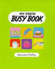 Cover of: My green busy book