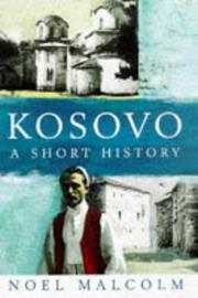 Cover of: KOSOVO by Noel. Malcolm