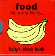 Cover of: Baby's Block Book - Food with Other (Baby's Block Books)