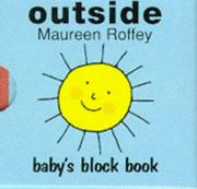 Cover of: Outside (Baby's Block Books)