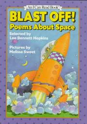 Cover of: Blast Off!: Poems About Space (I Can Read Book 3)