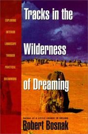Cover of: Tracks in the wilderness of dreaming