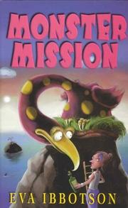 Cover of: Monster Mission