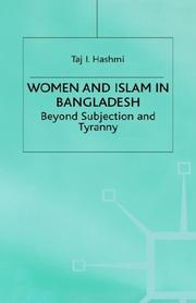 Cover of: Women and Islam in Bangladesh