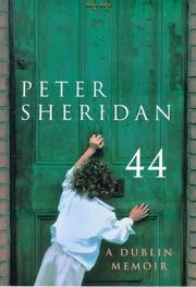 Cover of: 44 | Peter Sheridan