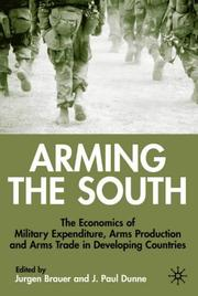 Cover of: Arming the South |