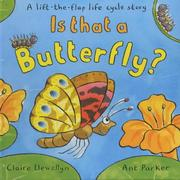 Cover of: Is That a Butterfly?