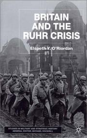 the ruhr crisis 1923 Was the hyperinflation crisis of 1923 the worst threat so far to the weimar republic made by fariha uddin, rothna akhter and nabilah chowdhury.