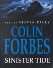 Cover of: Sinister Tide