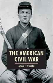 Cover of: American Civil War (American History in Depth)