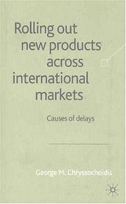 Cover of: Rolling out new products across international markets | George Chryssochoidis