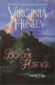 Cover of: The Border Hostage