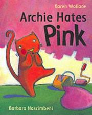 Cover of: Archie Hates Pink