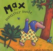 Cover of: Max the Monster Mole