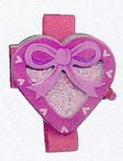 Heart (Spangly Bangles)