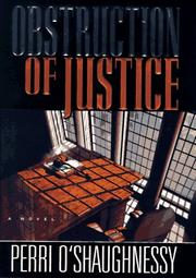 Cover of: Obstruction of justice