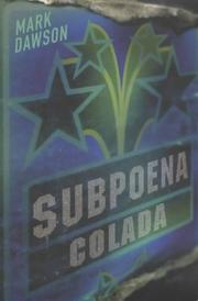 Cover of: Subpoena Colada