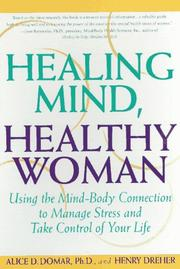Cover of: Healing Mind, Healthy Woman