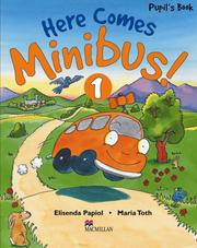 Cover of: Here Comes the Minibus