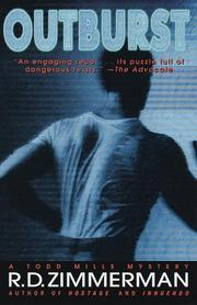 Cover of: Outburst (Todd Mills Mysteries)