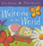 Cover of: Welcome to the World
