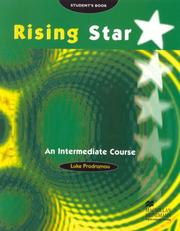 Cover of: Rising Star Intermediate Course - Student's Book